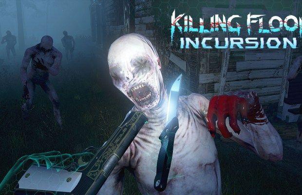 Killing Floor: Incursion's: Режим «Holdout» Horde Mode - это все о том, что такое Power-ups