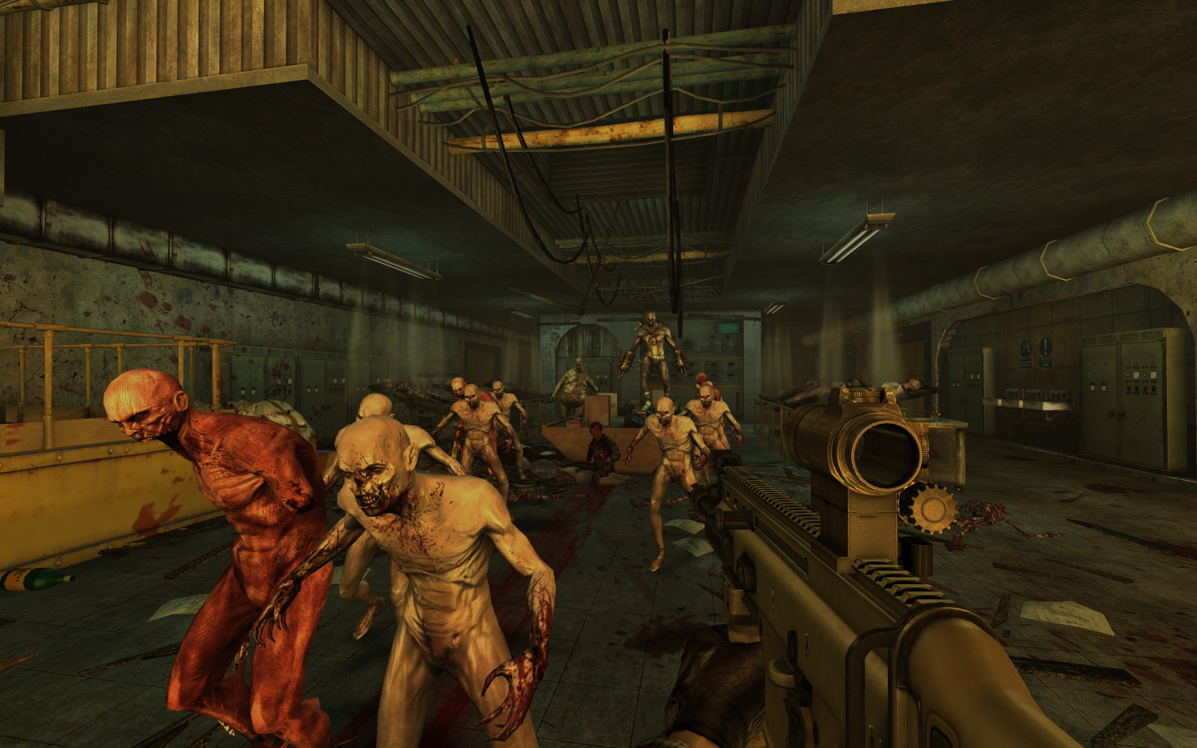 Killing Floor - игровой процесс
