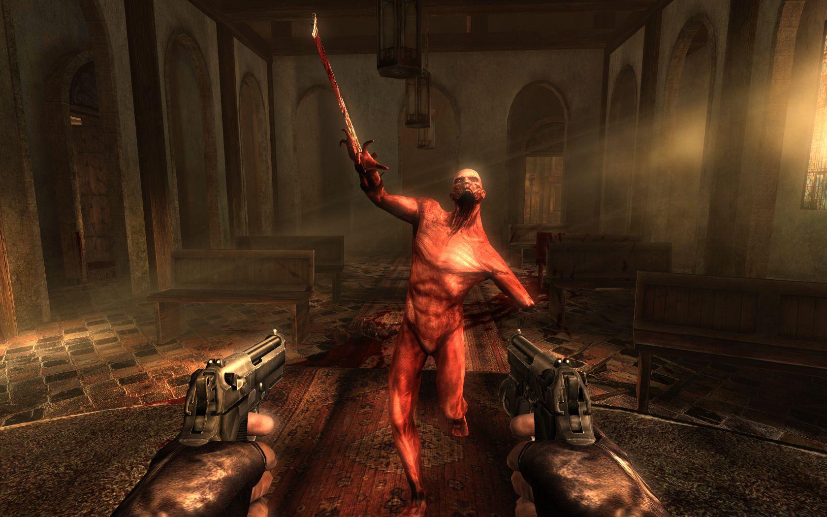 Killing Floor обзаведется DLC