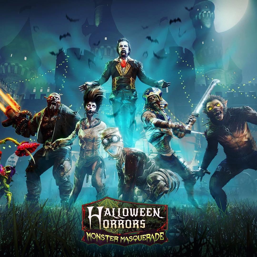 Новое обновления выходит уже 2 октября для Killing Floor 2 »Halloween Horrors: Monster Masquerade»