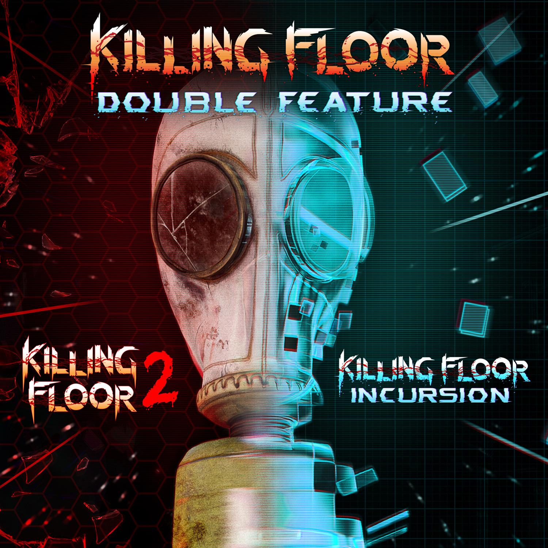Анонсирован сборник Killing Floor: Double Feature для PS4