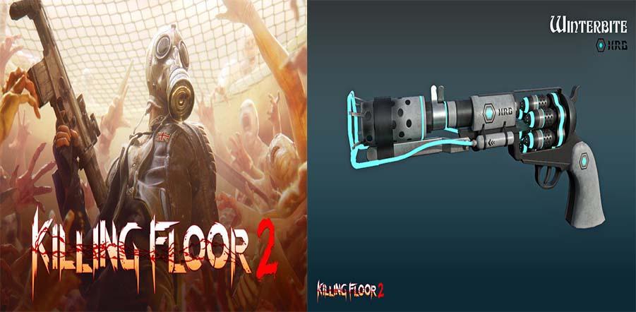 Killing Floor 2: Новое оружие к рождественскому обновлению