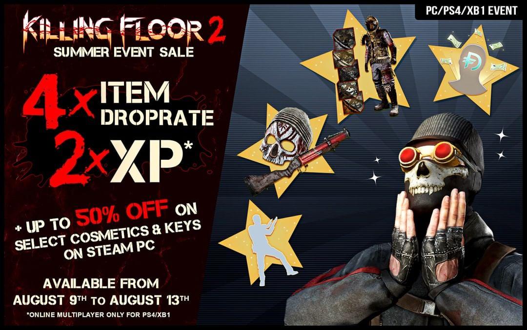 Новое оружие в Killing Floor 2 будет платным