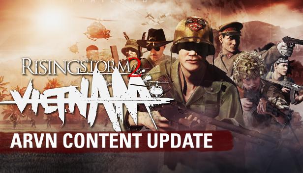 Rising Storm 2: Vietnam - Вышло новое обновление ARVN