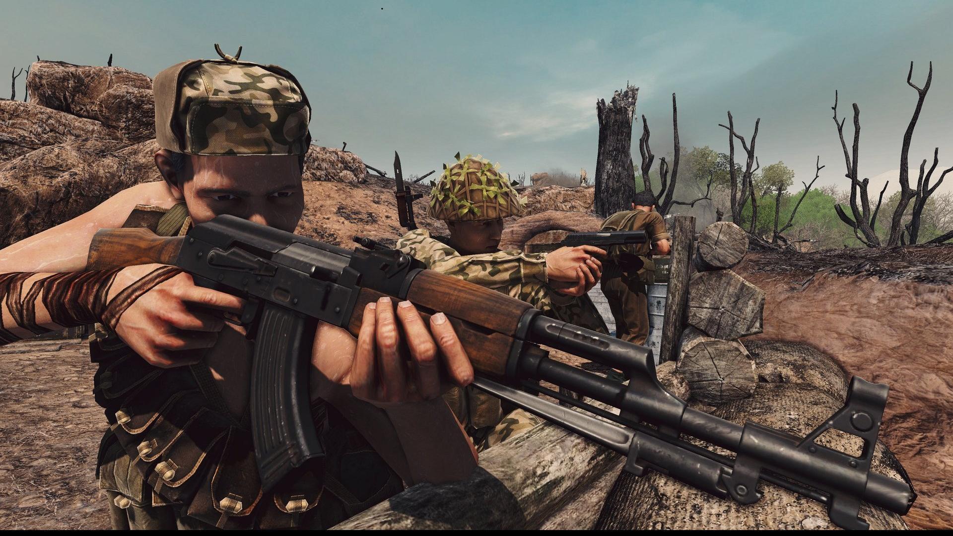 В реалистичном шутере Rising Storm 2: Vietnam наступили бесплатные выходные в Steam