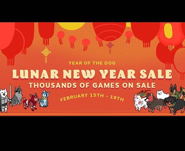 Tripwire Interactive: Lunar New Year Sale