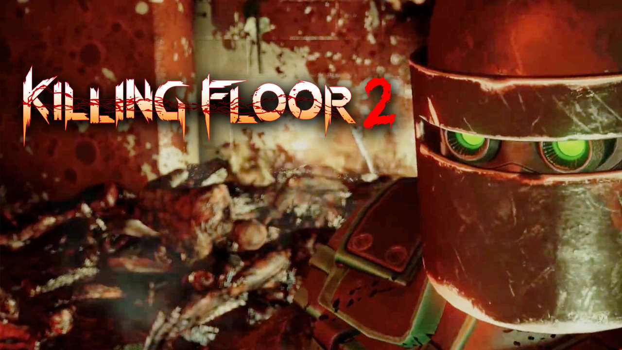 Killing Floor 2: Twisted Christmas Opt-In Beta - Как присоединиться?