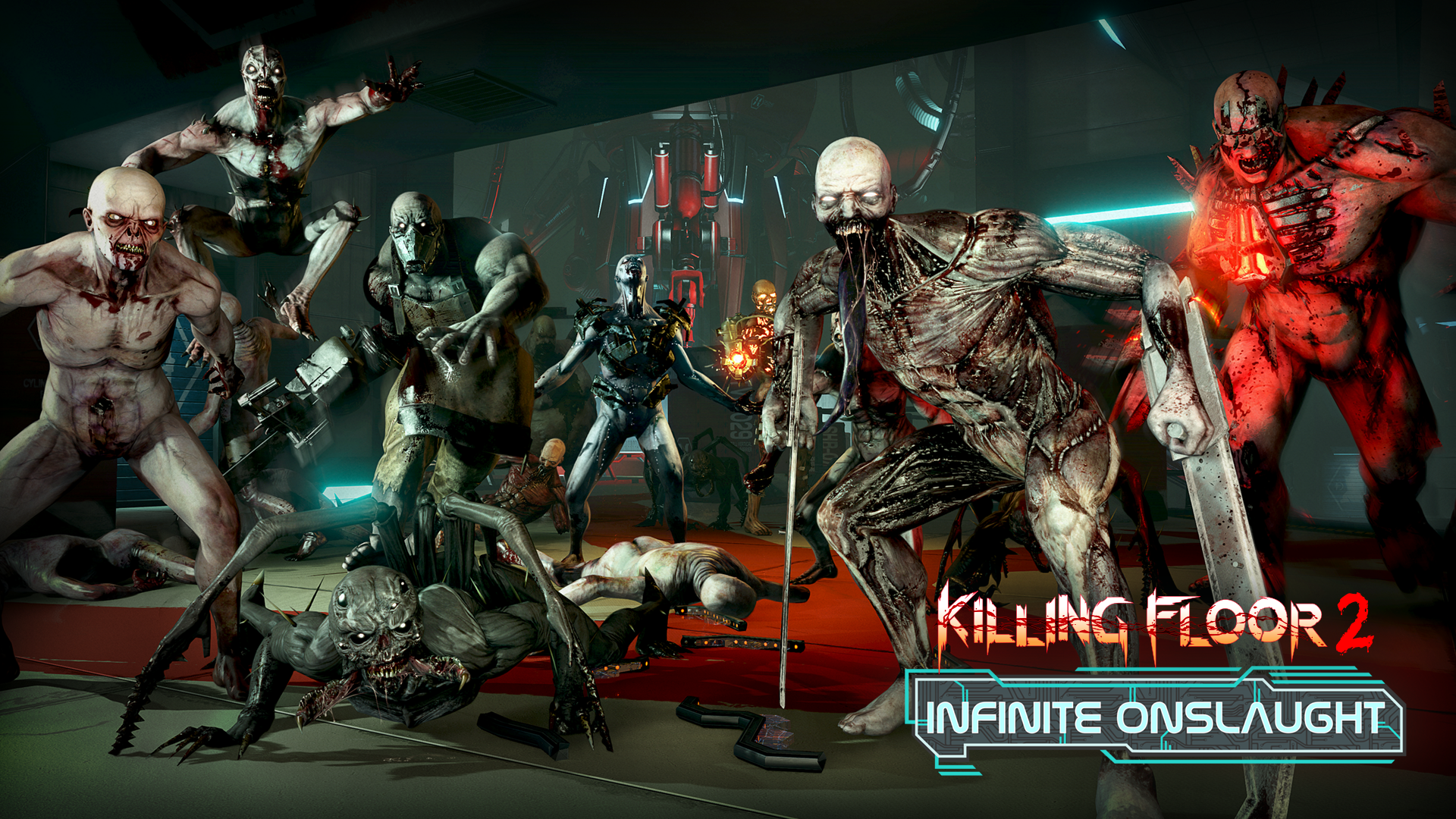 Killing Floor 2: Доступен новый контент Пак Infinite Onslaught!
