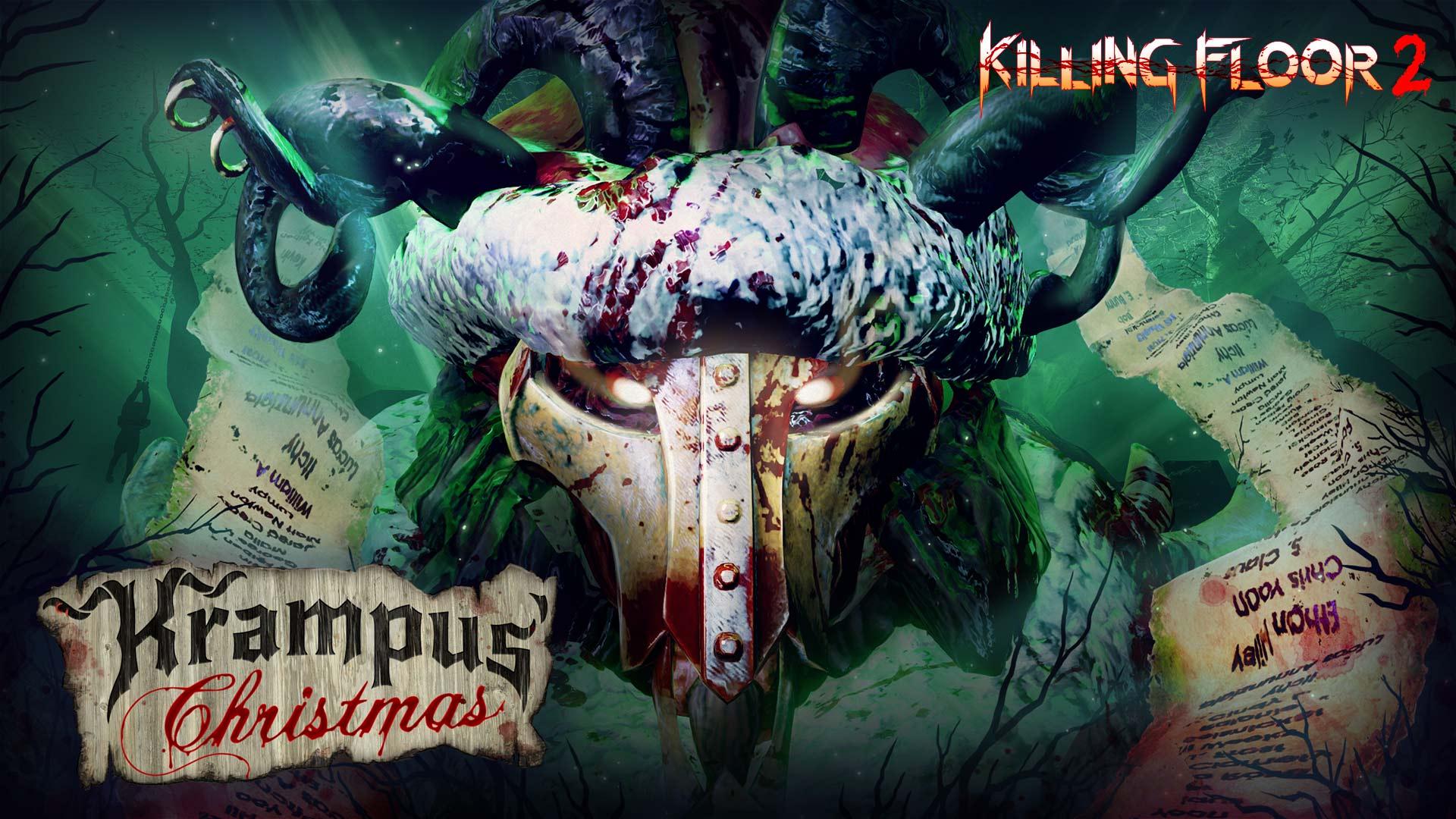 Killing Floor 2: Krampus Christmas Сезонное мероприятие прибывает сегодня!