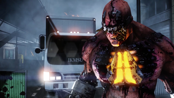 Разработчики Killing Floor 2 подогревают интерес