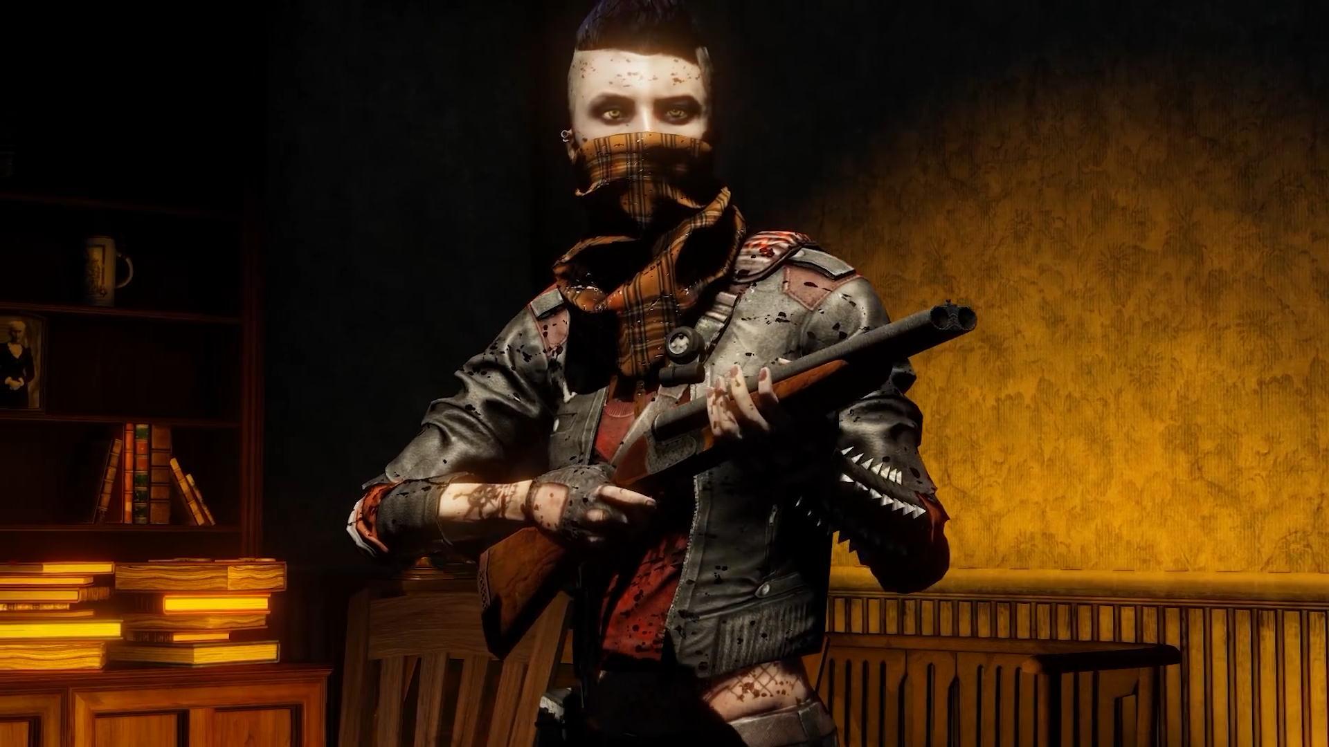 Killing Floor 2: Трейлер к выходу на Xbox One