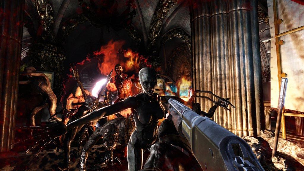 Killing Floor 2: работает на 1800P на Xbox One X; У 4K было бы слишком много кадрового падения