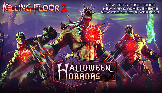 Killing Floor 2: тоже отметят Хэллоуин в честь нового контента