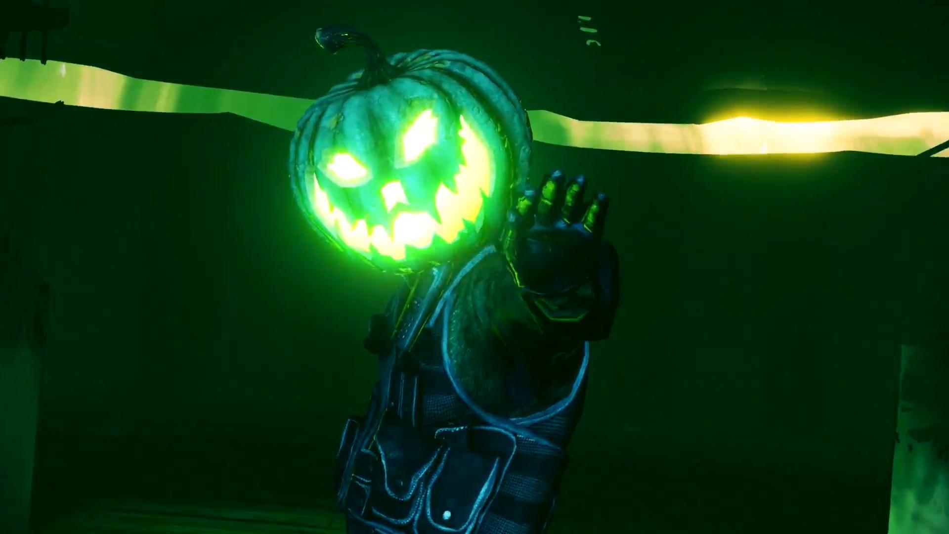 Killing Floor 2: Трейлер хеллоуиновского континента
