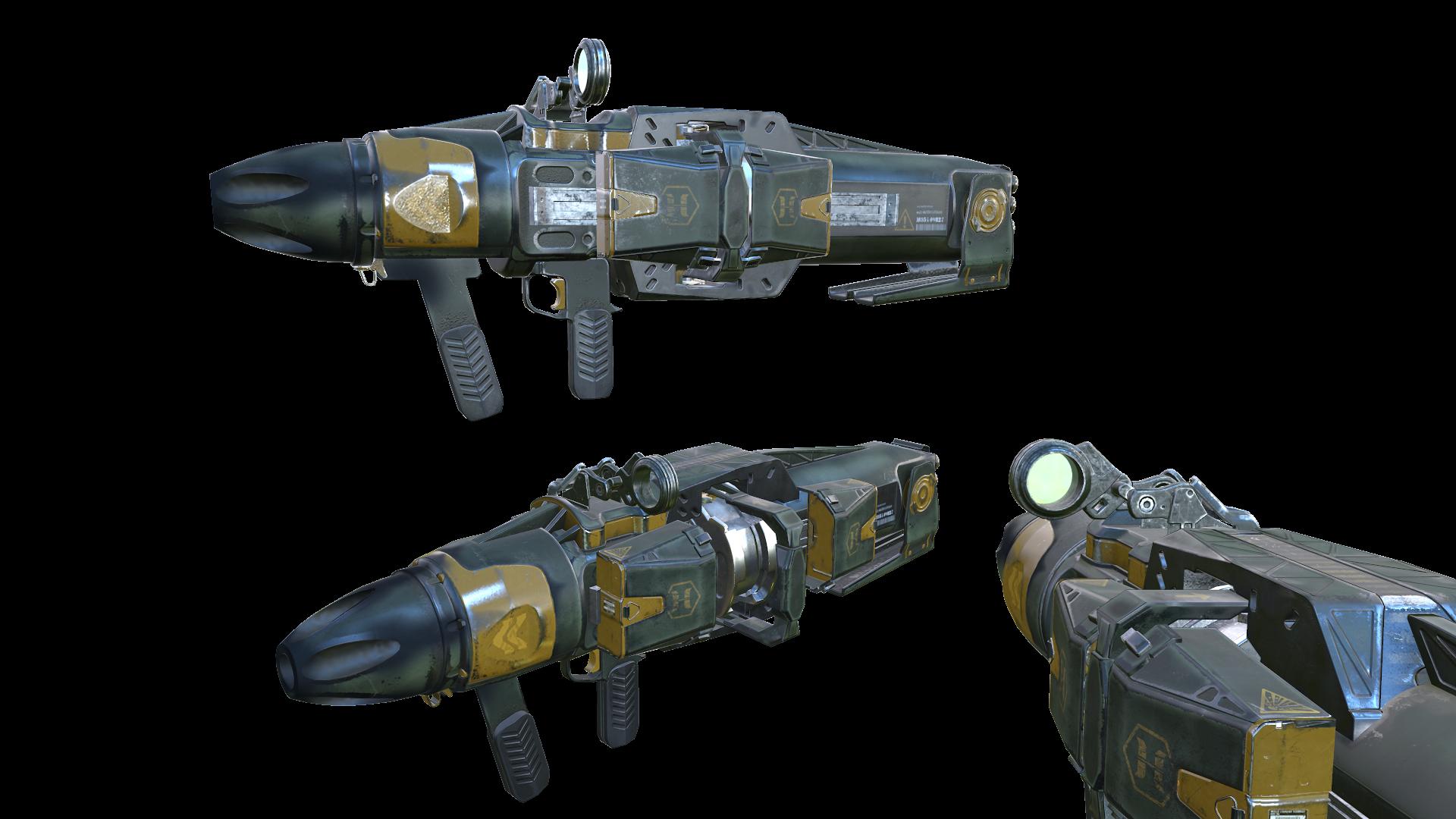 Кровоточащие ракеты в Killing Floor 2